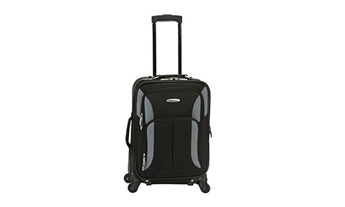 Rockland Luggage 19 Inch Expandable Spinner