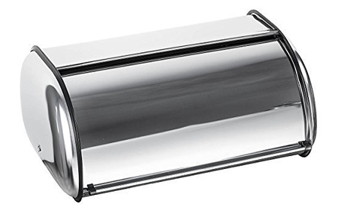Home-it Stainless Steel Bread Box Bread Boxes