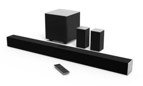 VIZIO SB3851-C0 38-Inch 5.1 Channel Sound Bar