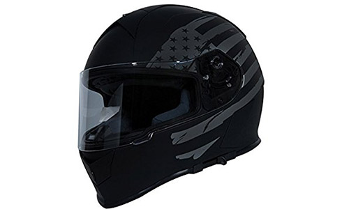 TORC T14 Mako Flag Full Face Helmet