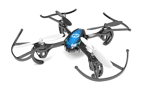 HOLY STONE HS 170 PREDATOR MINI RC HELICOPTER DRONE 2.4 GHz 6-AXIS GYRO 4 CHANNELS QUADCOPTER GOOD CHOICE FOR DRONE TRAINING