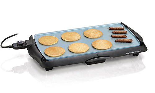 Hamilton Beach 38518 Durathon Ceramic Griddle