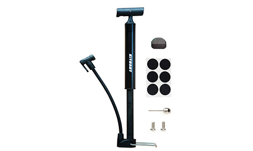 Kitbest Portable Bike Floor Pump