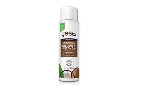 Yes To Naturals Coconut & Argan Oil Shampoo