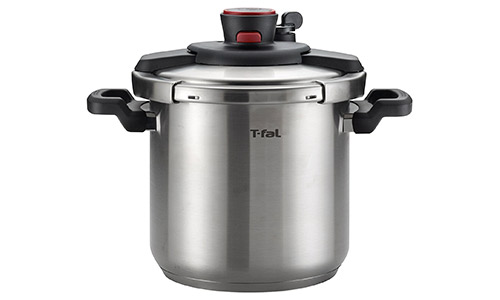 T-fal P45009 Clipso Stainless Steel Pressure Cooker Cookware