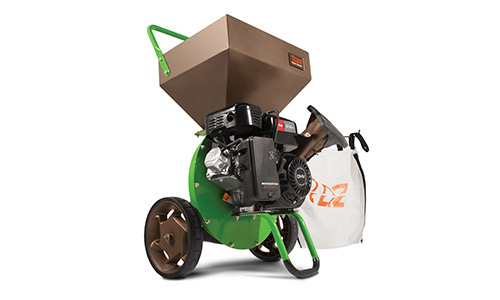 Tazz Chipper Shredder - 212cc 4-Cycle Engine