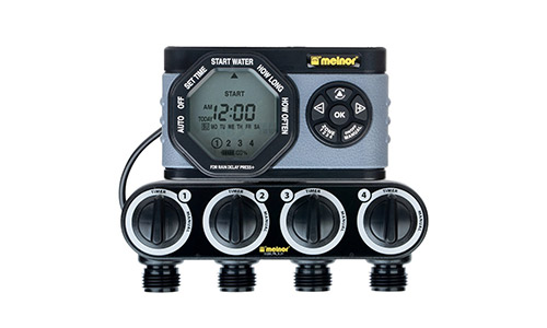 Melnor Hydrologic 4-Zone Digital Water Timer