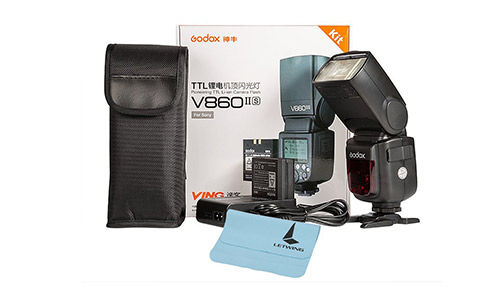 Godox Ving Flash Speedlite For SOny