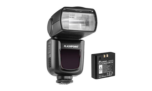 Flashpoint On-Camera Flash Speedlight