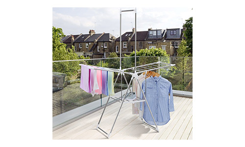 Langria Folding Clothes Drying Rack