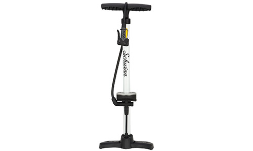 Schwinn 5 in 1 Floor Pump