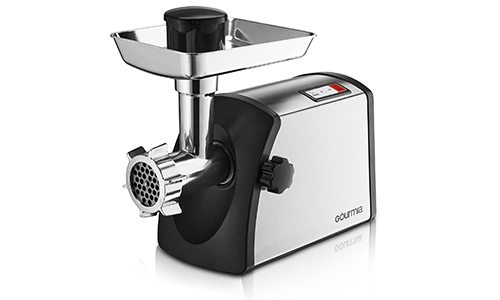 GOURMIA GMG7500 ELECTRIC MEAT GRINDER, 800 WATTS, 2200W MAX, 110V