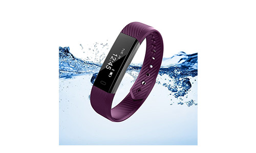 Marceloant Waterproof Fitness Tracker
