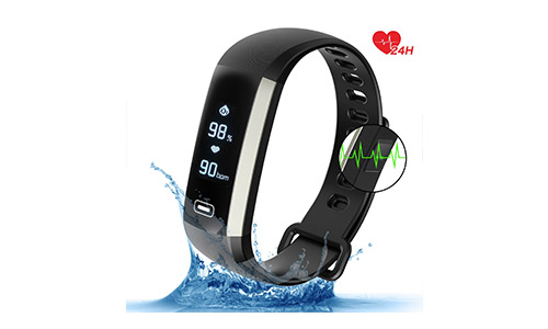 Parnerme Waterproof Fitness Tracker