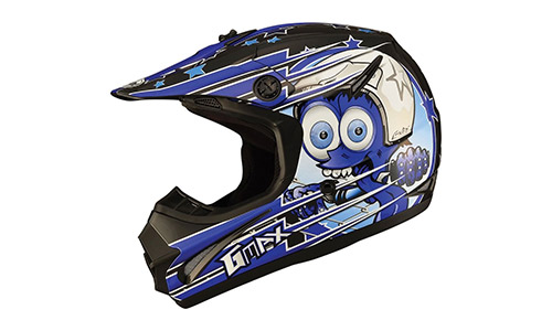 GMAX GM46.2 Superstar Youth Boys Motorcycle Helmet