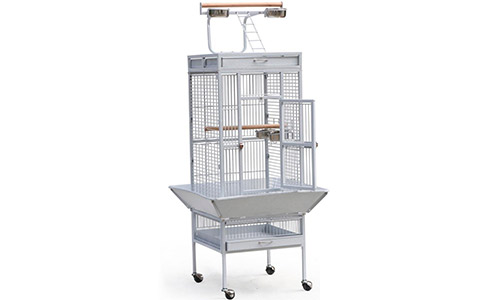 Yaheetech Wrought Iron Bird Cage