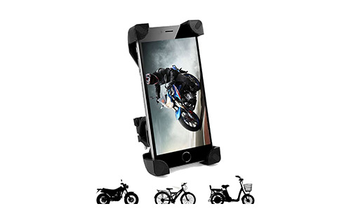 Cell Phone Holder for Bike Motorcycle