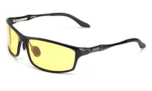 Manneco Men's HD Polarized