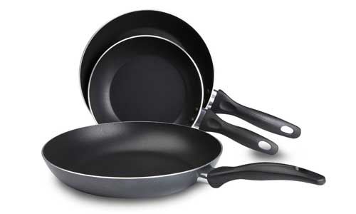 T-fal B363S3 Specialty Nonstick Safe PFOA Free Fry Pan