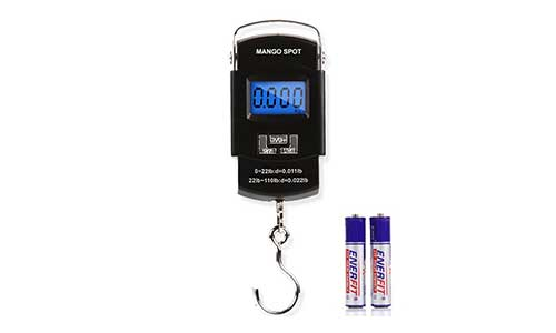 Mango Spot LCD Electronic Balance Digital Fishing Hook