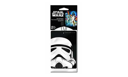 Plasticolor Star Wars 'Stormtrooper' Car Air Fresheners
