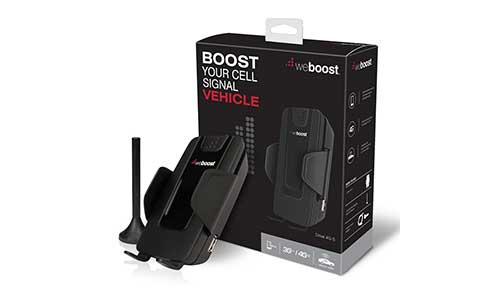 weBoost Drive 4G-S Cell Phone Signal Booster Cradle Mount Holder