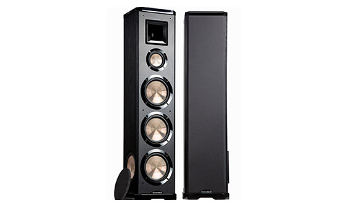 BIC America PL-980R 3-way Floor Speakers