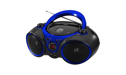Jensen Portable Sport Stereo CD player