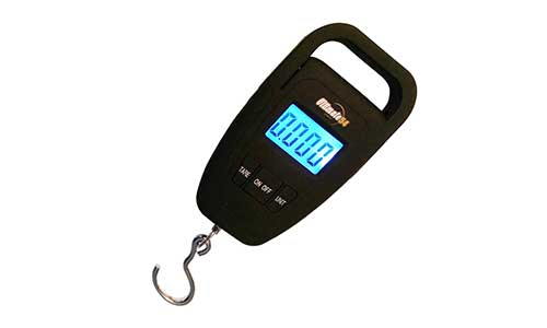 Ultimate54 Portable Digital Hanging Hook Fishing and Luggage Scale