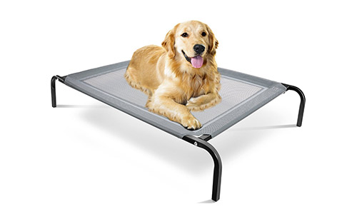 OxGord Elevated Pet Bed