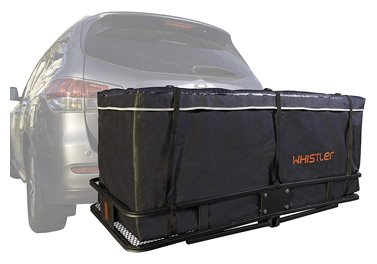Whistler hitch bag - 100% waterproof large hitch tray cargo carrier bag