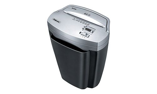 Fellowes Powershred W11C, Cross-cut Paper, and Credit Card Shredder