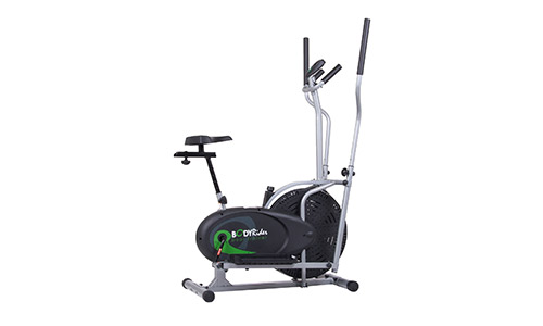 Body Rider BRD2000 Elliptical Trainer and Excercise Bike.