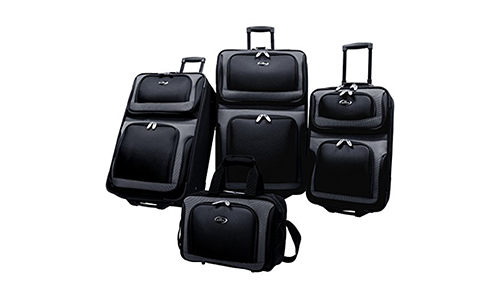 U.S. Traveler Luggage Set