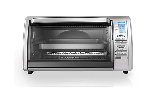 Countertop Convection Toaster Oven by Black+Decker