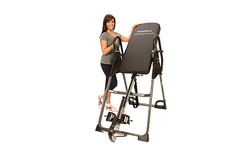 #IRONMAN High Capacity Gravity 3000 Inversion Table