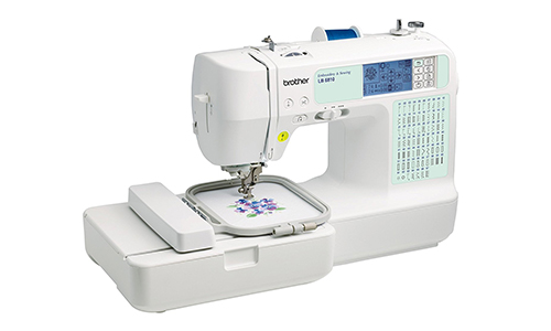 LE6810 Brother Embroidery Machine