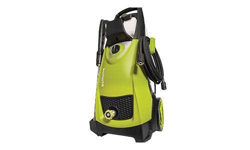 Sun Joe SPX 3000 Pressure Joe 2030 PSI 1.76 GPM Electric Pressure Washer.