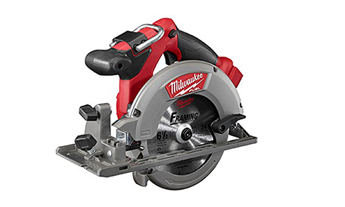 Milwaukee 2730-20 M18 Fuel 6 1/2 inch Circular Saw.