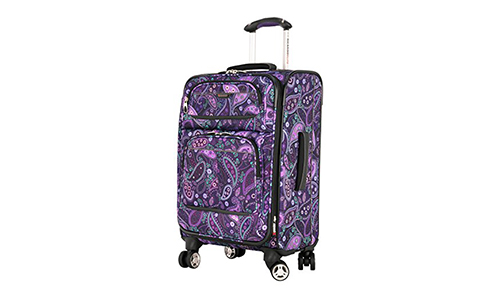 Ricardo Beverly Hills Mar Vista 20-inch 4 Wheel Expandable Wheelaboard