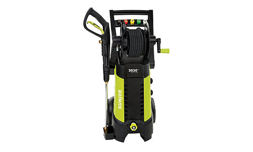 Sun Joe SPX3001 2030 PSI 1.76 GPM 14.5 AMP Electric Pressure Washer.