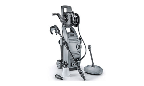 Powerhouse International-The Force 2000-1.6 GPM 2000 PSI Electric Pressure Washer.