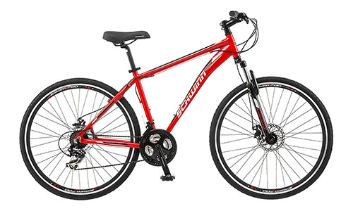 Schwinn T 2.0 700c Men's Dual 18 Sports Bike