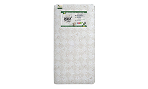 Serta Tranquility Eco Firm Crib and Toddler mattress.