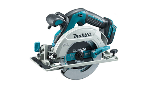 Makita XsHo32 18V LXT Lithium-Ion Brushless Cordless Circular saw.