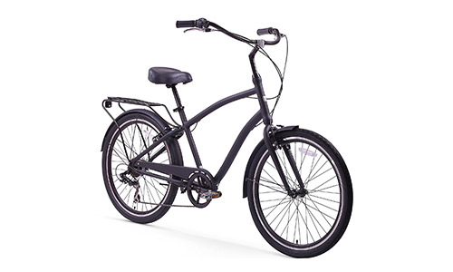 Sixthreezero EVRYjourney Men's 26- Inch Hybrid Cruiser Bicycle