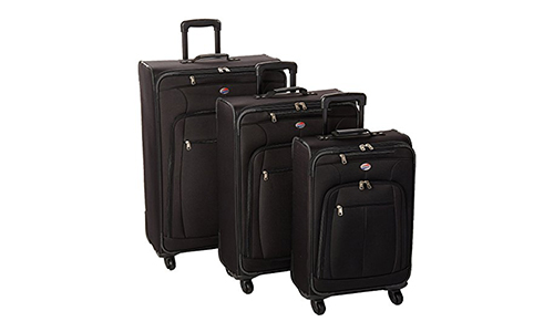 American Tourister Pop Plus Suitcase