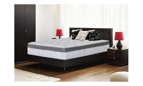 Olee Sleep 13 inch Box Top Hybrid Gel Infused Memory Foam Queen mattress.