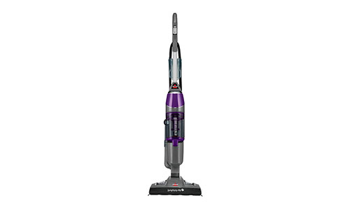 Bissell Symphony Pet Steam Mop and Stem Vacuum Cleaner.