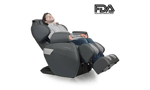 Relaxonchair MK-11 Plus Full Body Zero Gravity Shiatsu Massage Chair.